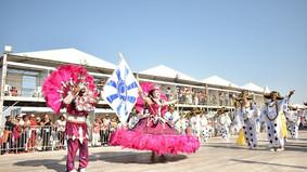 Bambas da Orgia é a campeã do carnaval 2020
