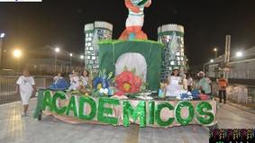 Acadêmicos da Orgia cantará o bairro Santana no próximo carnaval