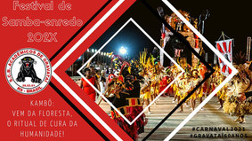 Gravataí recebe sambas para o seu festival