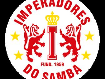 Imperadores já tem samba para 2019