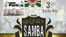 Samba do Casulo promove 3º encontro