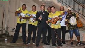 Samba Puro faz festa de Harmonia