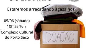 Solidariedade: UESPA realiza drive-thru