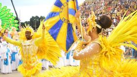 Os sambas de segunda-feira na Sapucaí em 2020