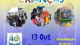 Vila Isabel faz festa para crianças
