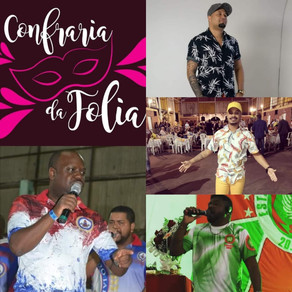 Dia de samba no Confraria ao Vivo
