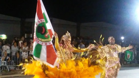 Fidalgos surpreende com desfile grandioso
