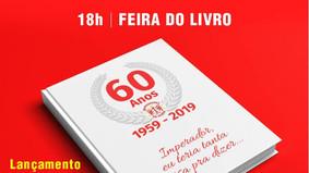 Imperadores lança livro na Feira do Livro de Porto Alegre