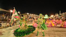 Praiana levará uma ópera gaúcha para avenida