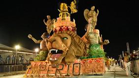 Império cancela disputa e escolhe samba 02 como seu hino para 2021