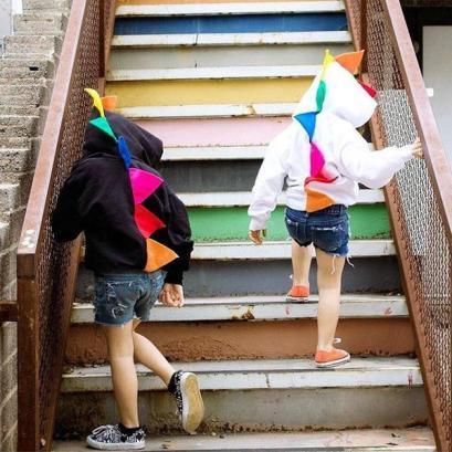 CHILDREN COOL FASHION DESIGN