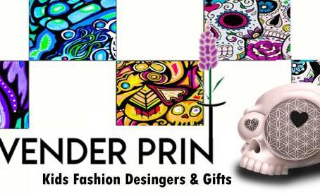 Lavender print gift shop for unique peuple