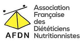 logo association française des diététicien nutritionnistes