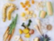 Fruit et légumes variés