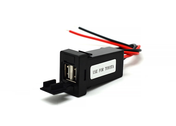 4.2 Amp Switch Plant USB Chargers, Compatible with Toyota