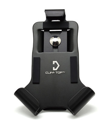 Cliff-Top Universal Motorcycle Cell Phone Holder