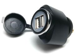 Hella(DIN) USB Charger (Mini)