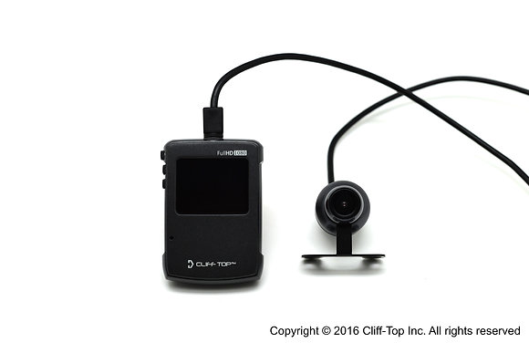 Cliff-Top® HD 1080P Waterproof Motorcycle Mini DVR