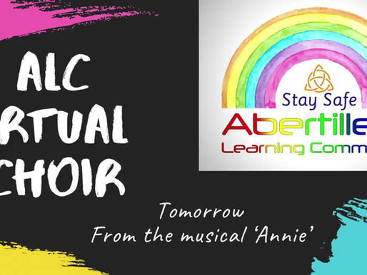 ALC Virtual Choir – We are sure that the sun will come out tomorrow and we will see you all together