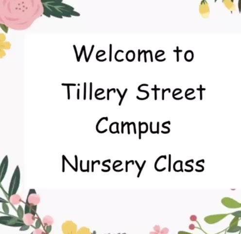 Welcome to the Nursery Provision at ALC