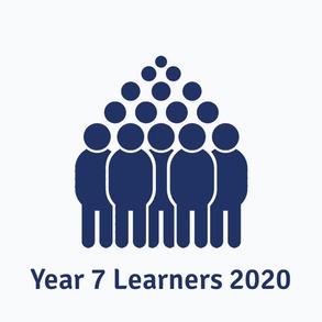 Year 7 Learners 2020