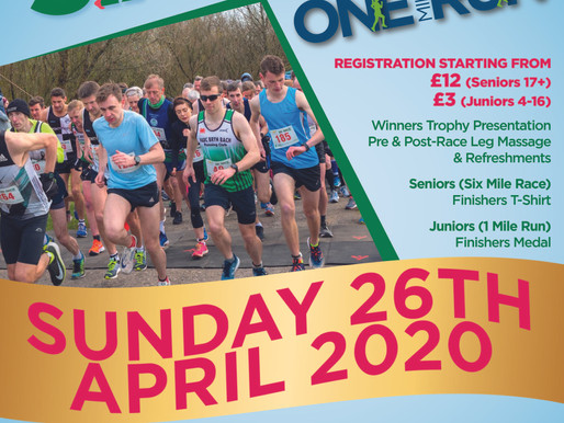 Hospice of the Valleys - Six Mile Race