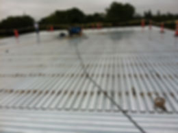 Flat roof repair - Naples, FL