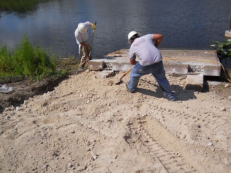 Concreting Contractors Naples West Coast Florida