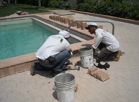 REvitalize your driveway, pool deck, & patio with pavers
