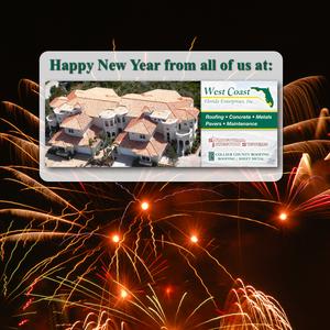 Happy New Year From West Coast Florida Enterprises