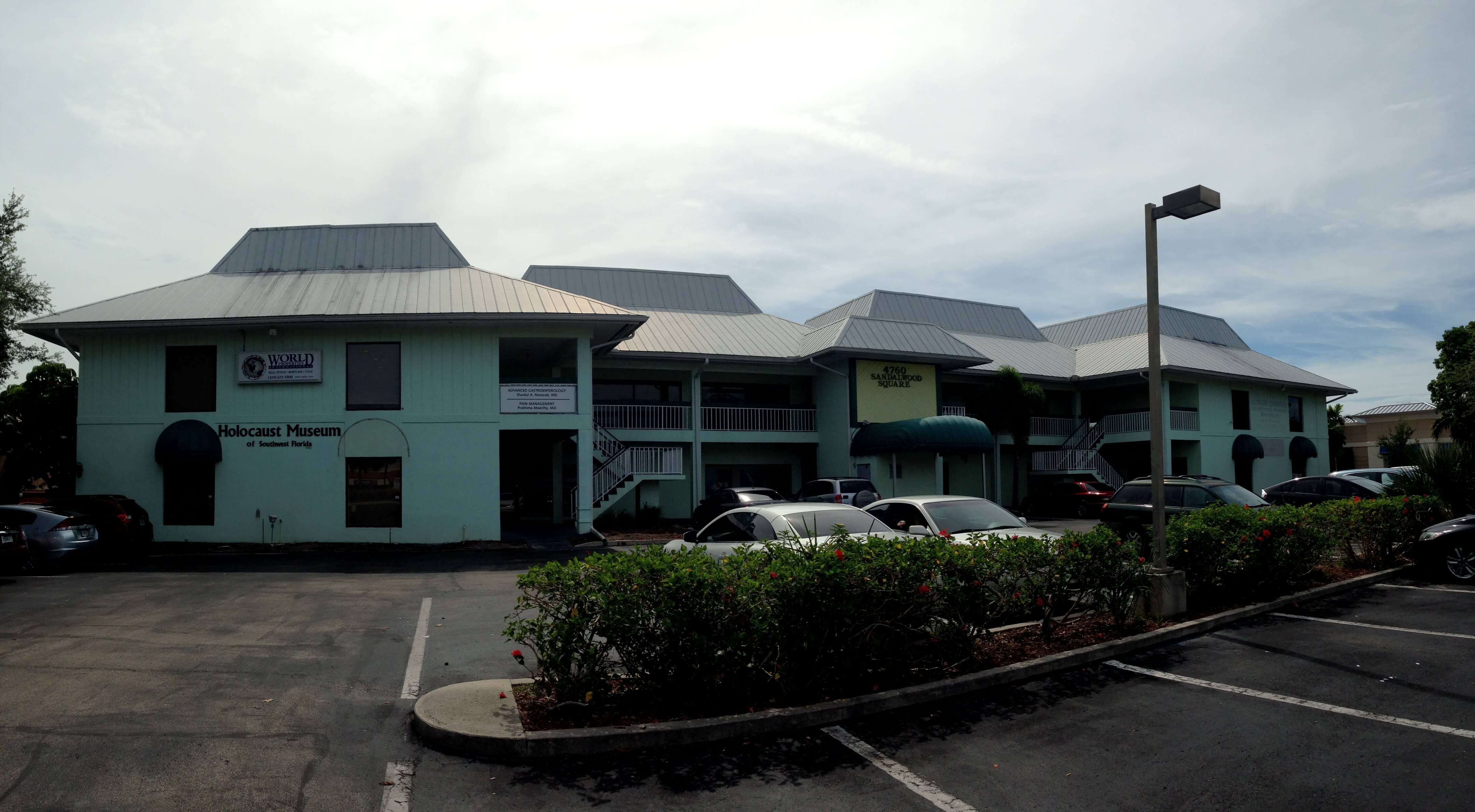 Sandlewood Square West Coast Florida Enterprises