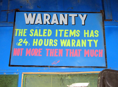 Metal Roofing – Best Warranty in the Roofing Business… Or is it??!