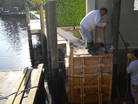 Concrete Slab, Crack, and Wall REpair in Southwest Florida