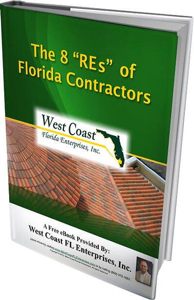 The 8 REs of Florida Contractors