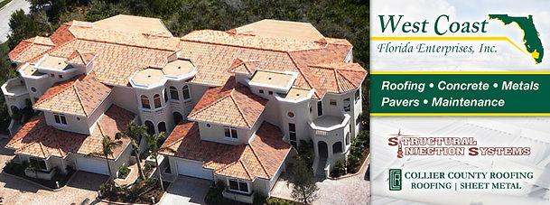 Roofing Naples FL - West Coast Florida Enterprises
