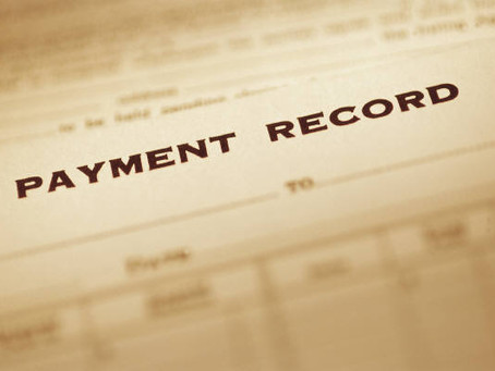 REcord Keeping is essential for maintenance warranties