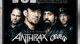 Volbeat | Anthrax Show Called Off