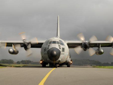 Arriving at Phu Cat Air Base- 01-09-2019