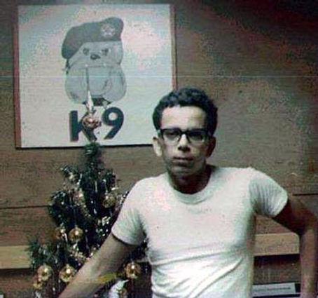 Joseph Barbarise, Christmas 1969 at Phu Cat