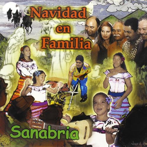 Navidad en Familia Sanabria