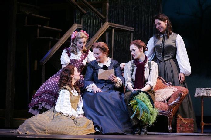 Broadway National Tour of Little Women - Meg