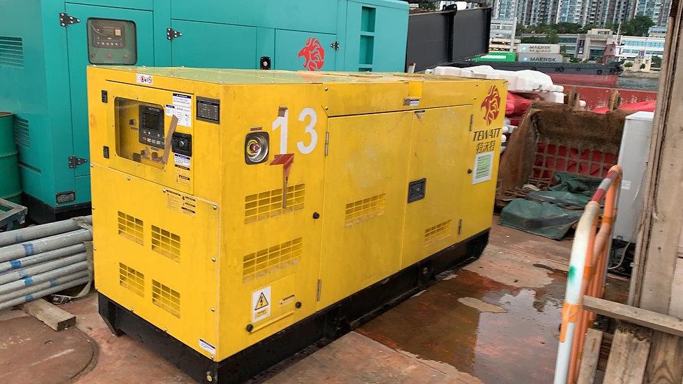 2018 Tewatt THSY40PT Generator