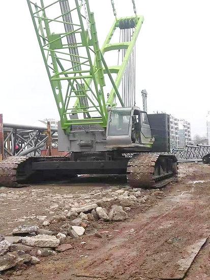 2007 Zoomlion QUY160 Crawler Crane
