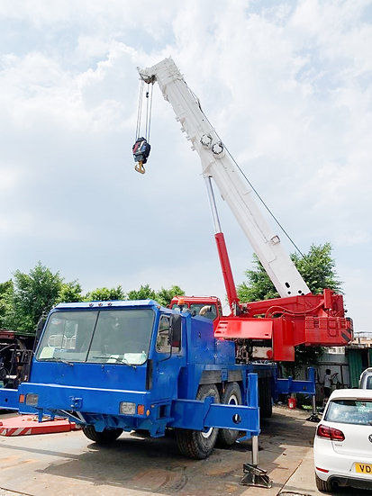2008 Liebherr LTM1200-5.1 Mobile Crane
