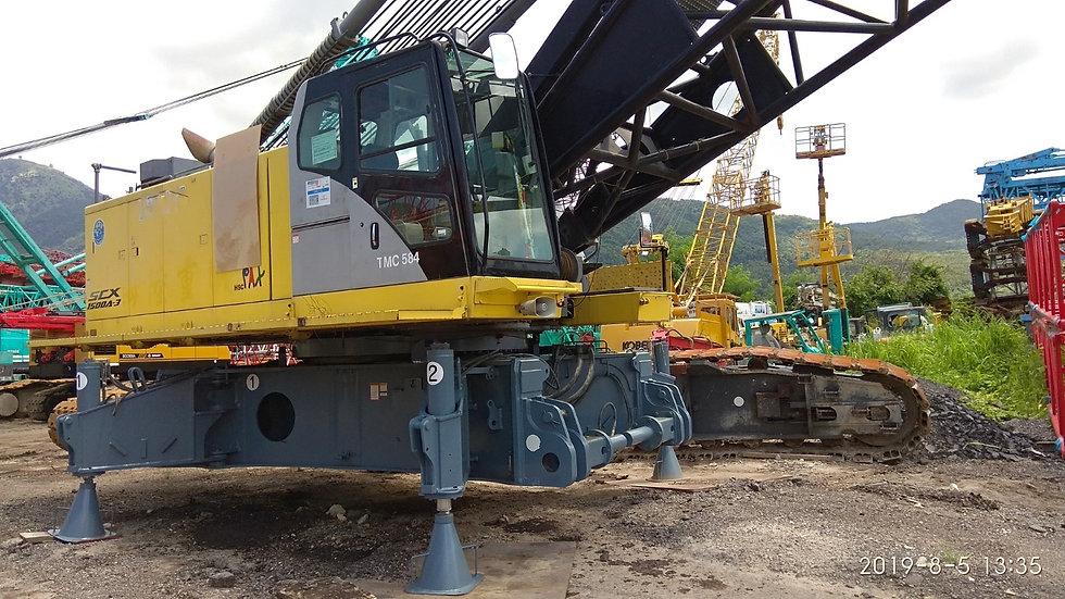 2014 Sumitomo SCX1500A-3 Crawler Crane