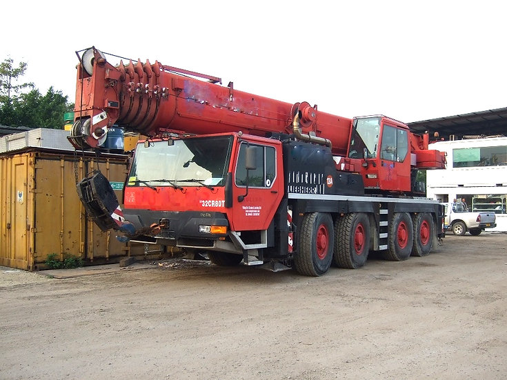2000 Liebherr LTM1080/1 Mobile Crane