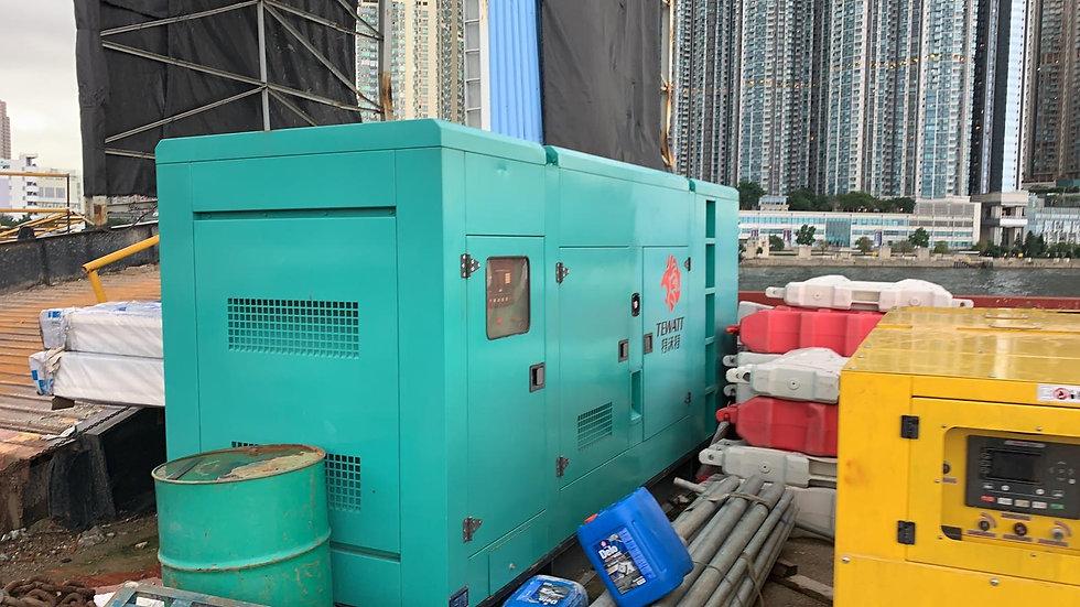2018 Tewatt TWTY300PT Generator
