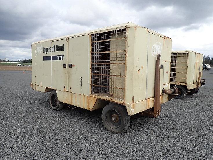 2006 Ingersoll Rand XHP1070WCAT Air Compressor