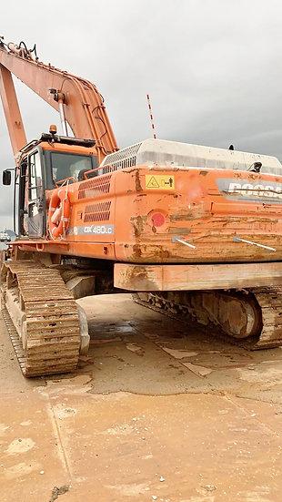 2014 Doosan DX480LC Excavator w/ SLR