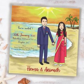 Hema and Anirudh
